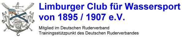 Limburger Club für Wassersport von 1895 / 1907 e.V.