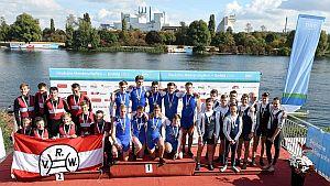 Dt. Großbootmeisterschaften / Dt. Sprintmeisterschaften, 07./08.10.2016 in Krefeld