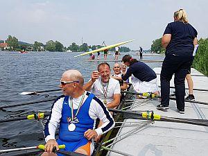DRV Masters-Championat, 02./03.06.2018 in Werder