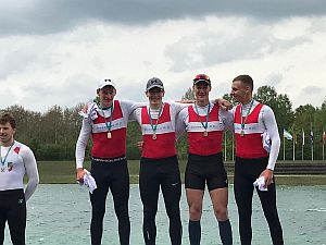 1. Internationale Juniorenregatta, 04./05.05.2019 in München