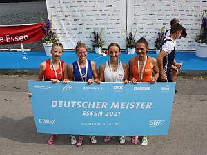 Deutsche Jahrgangsmeisterschaften der U17, U19 und U23