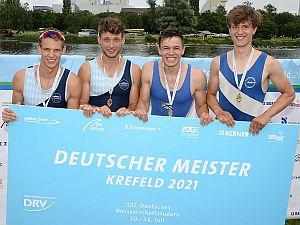 """Deutsche Großbootmeisterschaften und """"Offene Deutsche Masters Meisterschaften"""""""